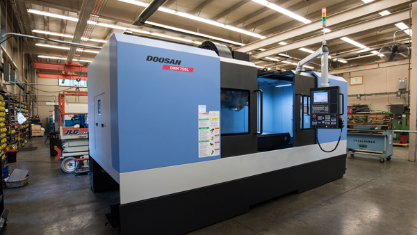 Our CNC turning and milling capabilities for internal and external surfaces eliminate subcontracting time delays and expense. | Dearborn, Inc.