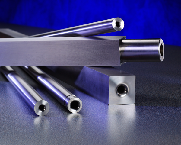 Pultrusion dies are regularly used to pull a variety of materials including polyester, vinylester and various epoxy resins.  | Dearborn, Inc.