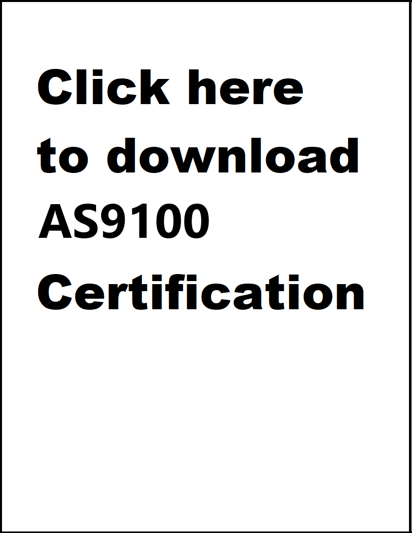 AS9100 Certified | Dearborn, Inc. in Berea, OH