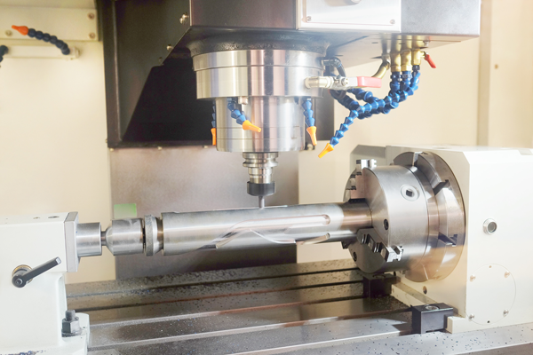 CNC milling services are offered utilizing a variety of machines that are designed for milling both rectangular shaped hardware as well as round shaped hardware. | Dearborn, Inc.